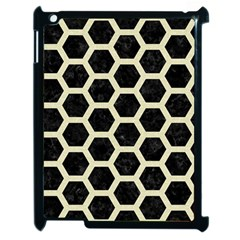 HXG2 BK-MRBL BG-LIN Apple iPad 2 Case (Black)