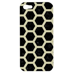 HXG2 BK-MRBL BG-LIN Apple iPhone 5 Hardshell Case