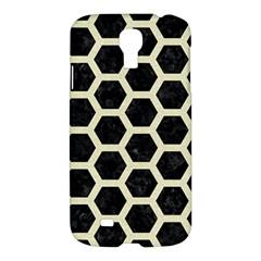 HXG2 BK-MRBL BG-LIN Samsung Galaxy S4 I9500/I9505 Hardshell Case