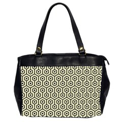 HXG1 BK-MRBL BG-LIN (R) Office Handbags (2 Sides)