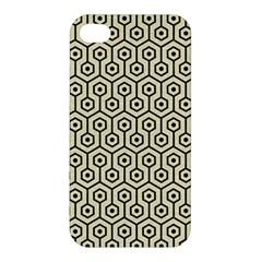 HXG1 BK-MRBL BG-LIN (R) Apple iPhone 4/4S Hardshell Case