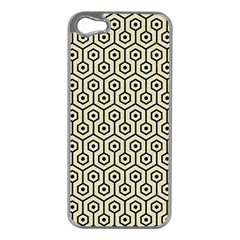 HXG1 BK-MRBL BG-LIN (R) Apple iPhone 5 Case (Silver)