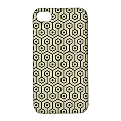 HXG1 BK-MRBL BG-LIN (R) Apple iPhone 4/4S Hardshell Case with Stand