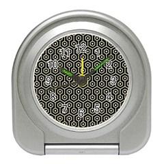 HXG1 BK-MRBL BG-LIN Travel Alarm Clocks