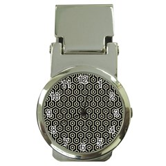 HXG1 BK-MRBL BG-LIN Money Clip Watches