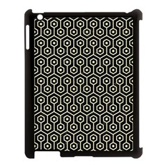 HXG1 BK-MRBL BG-LIN Apple iPad 3/4 Case (Black)