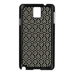 HXG1 BK-MRBL BG-LIN Samsung Galaxy Note 3 N9005 Case (Black)