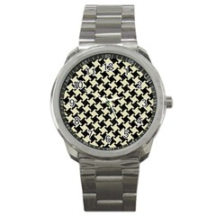 HTH2 BK-MRBL BG-LIN Sport Metal Watch