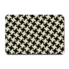 HTH2 BK-MRBL BG-LIN Small Doormat