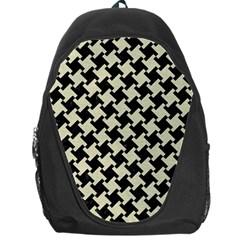 HTH2 BK-MRBL BG-LIN Backpack Bag