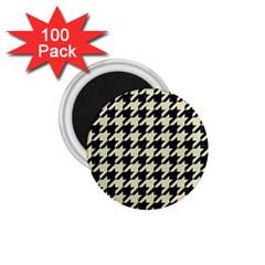 HTH1 BK-MRBL BG-LIN 1.75  Magnets (100 pack)