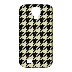 HTH1 BK-MRBL BG-LIN Samsung Galaxy S4 Classic Hardshell Case (PC+Silicone)