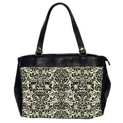 DMS2 BK-MRBL BG-LIN (R) Office Handbags (2 Sides)