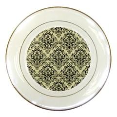 DMS1 BK-MRBL BG-LIN (R) Porcelain Plates