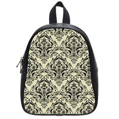 DMS1 BK-MRBL BG-LIN (R) School Bags (Small)