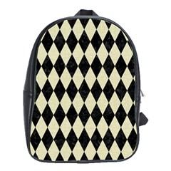 DIA1 BK-MRBL BG-LIN School Bags(Large)