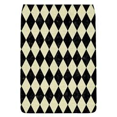 DIA1 BK-MRBL BG-LIN Flap Covers (L)