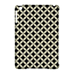 CIR3 BK-MRBL BG-LIN Apple iPad Mini Hardshell Case (Compatible with Smart Cover)