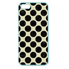 CIR2 BK-MRBL BG-LIN (R) Apple Seamless iPhone 5 Case (Color)