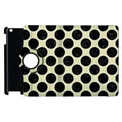 CIR2 BK-MRBL BG-LIN (R) Apple iPad 3/4 Flip 360 Case