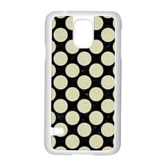 CIR2 BK-MRBL BG-LIN Samsung Galaxy S5 Case (White)