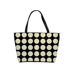 CIR1 BK-MRBL BG-LIN Shoulder Handbags