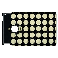 CIR1 BK-MRBL BG-LIN Apple iPad 2 Flip 360 Case
