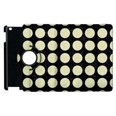 CIR1 BK-MRBL BG-LIN Apple iPad 3/4 Flip 360 Case