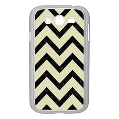 CHV9 BK-MRBL BG-LIN (R) Samsung Galaxy Grand DUOS I9082 Case (White)