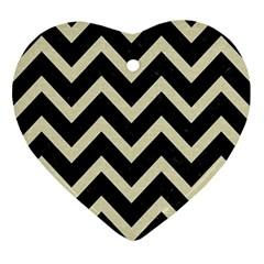 CHV9 BK-MRBL BG-LIN Ornament (Heart)