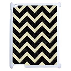 CHV9 BK-MRBL BG-LIN Apple iPad 2 Case (White)