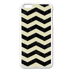 CHV3 BK-MRBL BG-LIN Apple iPhone 6 Plus/6S Plus Enamel White Case