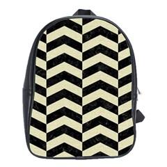 CHV2 BK-MRBL BG-LIN School Bags (XL)