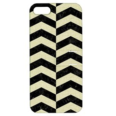 CHV2 BK-MRBL BG-LIN Apple iPhone 5 Hardshell Case with Stand