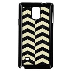 CHV2 BK-MRBL BG-LIN Samsung Galaxy Note 4 Case (Black)