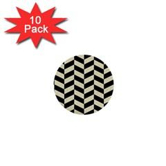 CHV1 BK-MRBL BG-LIN 1  Mini Buttons (10 pack)