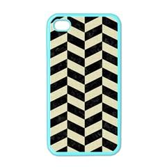 CHV1 BK-MRBL BG-LIN Apple iPhone 4 Case (Color)