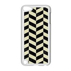 CHV1 BK-MRBL BG-LIN Apple iPod Touch 5 Case (White)
