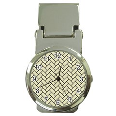 BRK2 BK-MRBL BG-LIN (R) Money Clip Watches