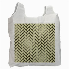 BRK2 BK-MRBL BG-LIN (R) Recycle Bag (Two Side)