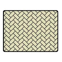 BRK2 BK-MRBL BG-LIN (R) Fleece Blanket (Small)