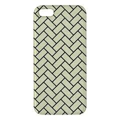BRK2 BK-MRBL BG-LIN (R) Apple iPhone 5 Premium Hardshell Case
