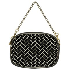 BRK2 BK-MRBL BG-LIN Chain Purses (One Side)