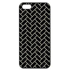 BRK2 BK-MRBL BG-LIN Apple iPhone 5 Seamless Case (Black)