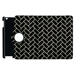 BRK2 BK-MRBL BG-LIN Apple iPad 3/4 Flip 360 Case