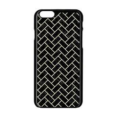 BRK2 BK-MRBL BG-LIN Apple iPhone 6/6S Black Enamel Case