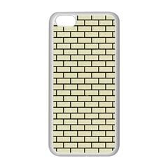 BRK1 BK-MRBL BG-LIN (R) Apple iPhone 5C Seamless Case (White)