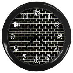 BRK1 BK-MRBL BG-LIN Wall Clocks (Black)