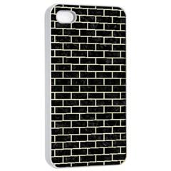 BRK1 BK-MRBL BG-LIN Apple iPhone 4/4s Seamless Case (White)