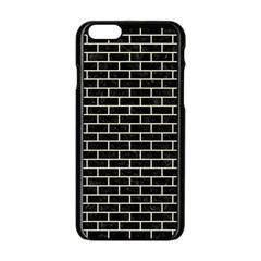 BRK1 BK-MRBL BG-LIN Apple iPhone 6/6S Black Enamel Case